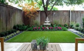 Beautiful Backyard Landscape Design For Outdoor Patio Decorating with Backyard Decorating Ideas On A Budget