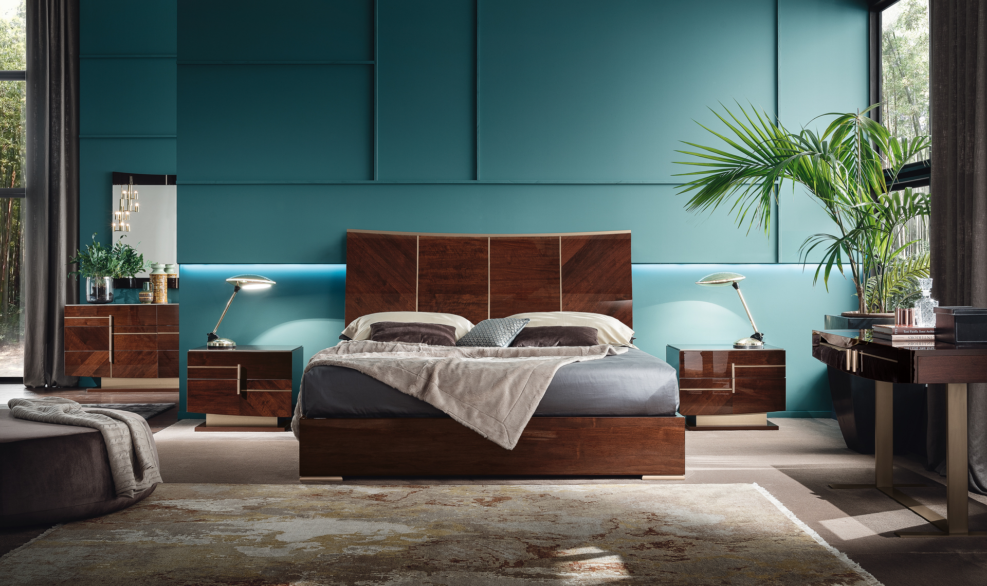 Bellagio Modern Bedroom Collection Floor Model in 15 Smart Concepts of How to Craft Modern Bedroom Collection