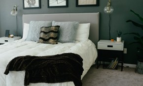 Bohemian Meets Mid Century Modern Bedroom Decor Citizens Of Beauty in 13 Awesome Tricks of How to Build Modern Bedroom Decorations
