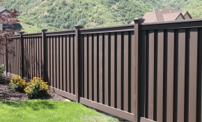 Composite Fence Cost Comparison Guide Fence Guides intended for 13 Clever Initiatives of How to Make Backyard Fencing Cost