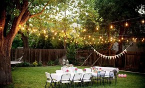 Decorating Ideas For A Bbq Party 30th Birthday Backyard Birthday with regard to 12 Smart Ways How to Makeover Decorating Backyard For Birthday Party