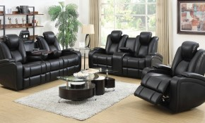 Delange Power Reclining Living Room Set intended for 13 Awesome Ideas How to Craft Recliner Living Room Sets