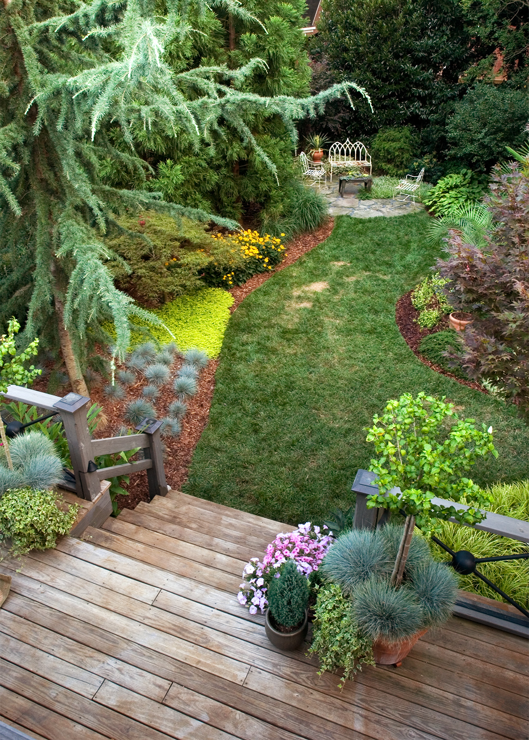 Easy Landscaping Ideas with regard to 11 Smart Tricks of How to Build Backyard Landscaping Plans