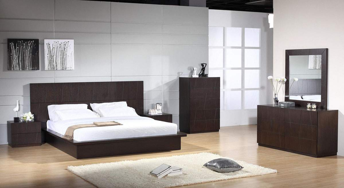 Elegant Wood Luxury Bedroom Furniture Sets inside 14 Some of the Coolest Tricks of How to Make Modern Bedrooms Sets