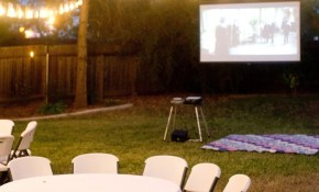 Fall Backyard Birthday Party And Movie Night Diy Home Decor Ideas regarding Decorating Backyard For Birthday Party