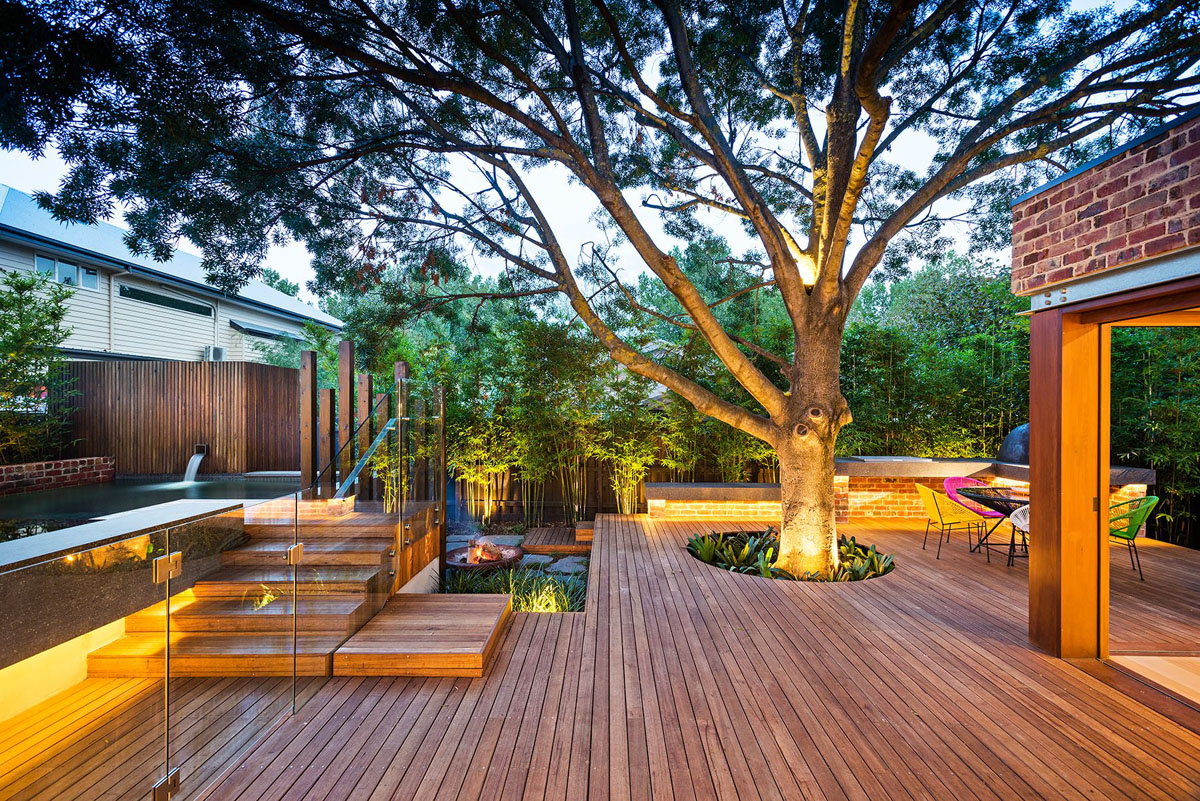 Family Fun Modern Backyard Design For Outdoor Experiences To Come throughout 10 Some of the Coolest Concepts of How to Build Fun Backyard Design Ideas