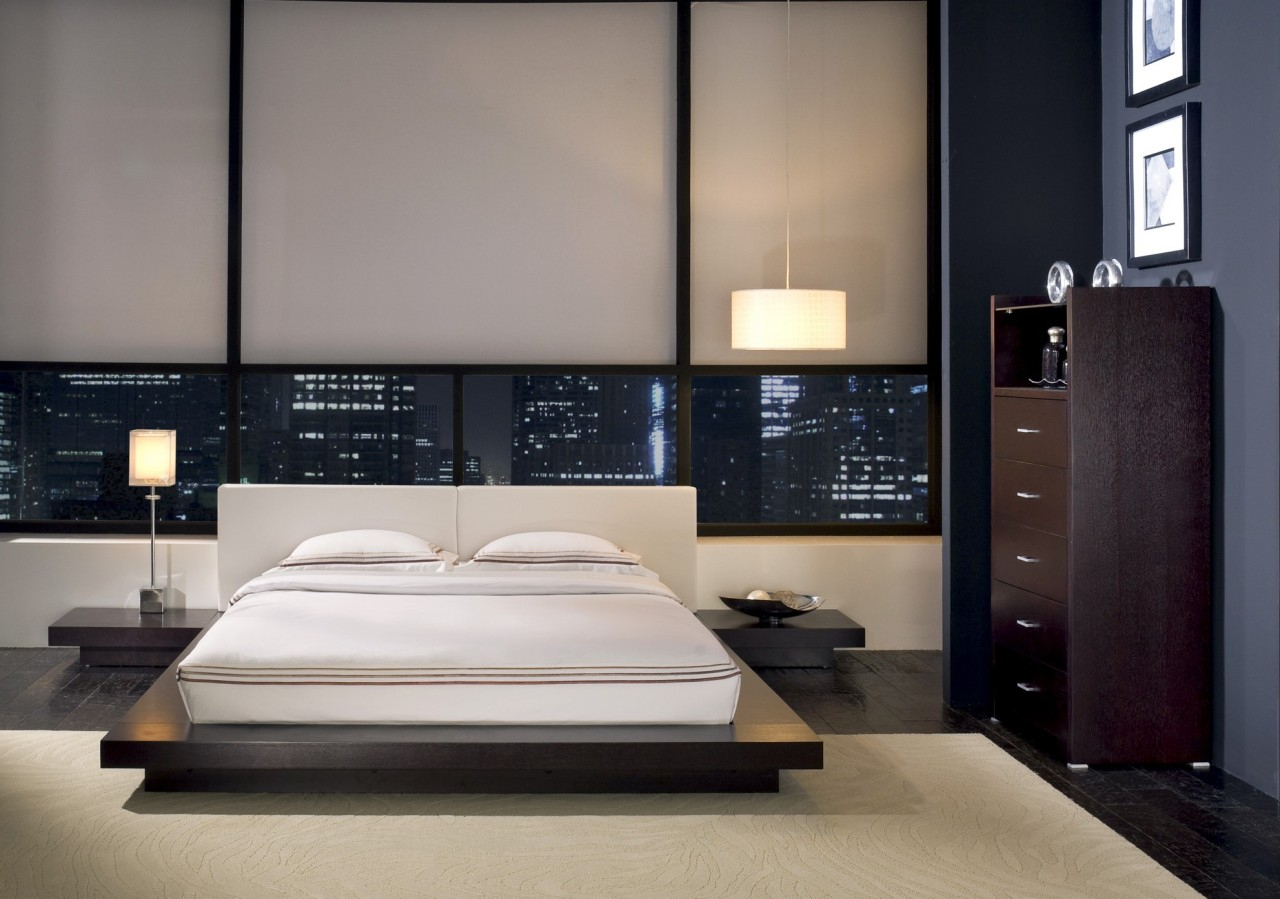 Features Of The Bedroom Interior In The Modern Style with 14 Clever Ways How to Makeover Modern Bedroom Interior Design