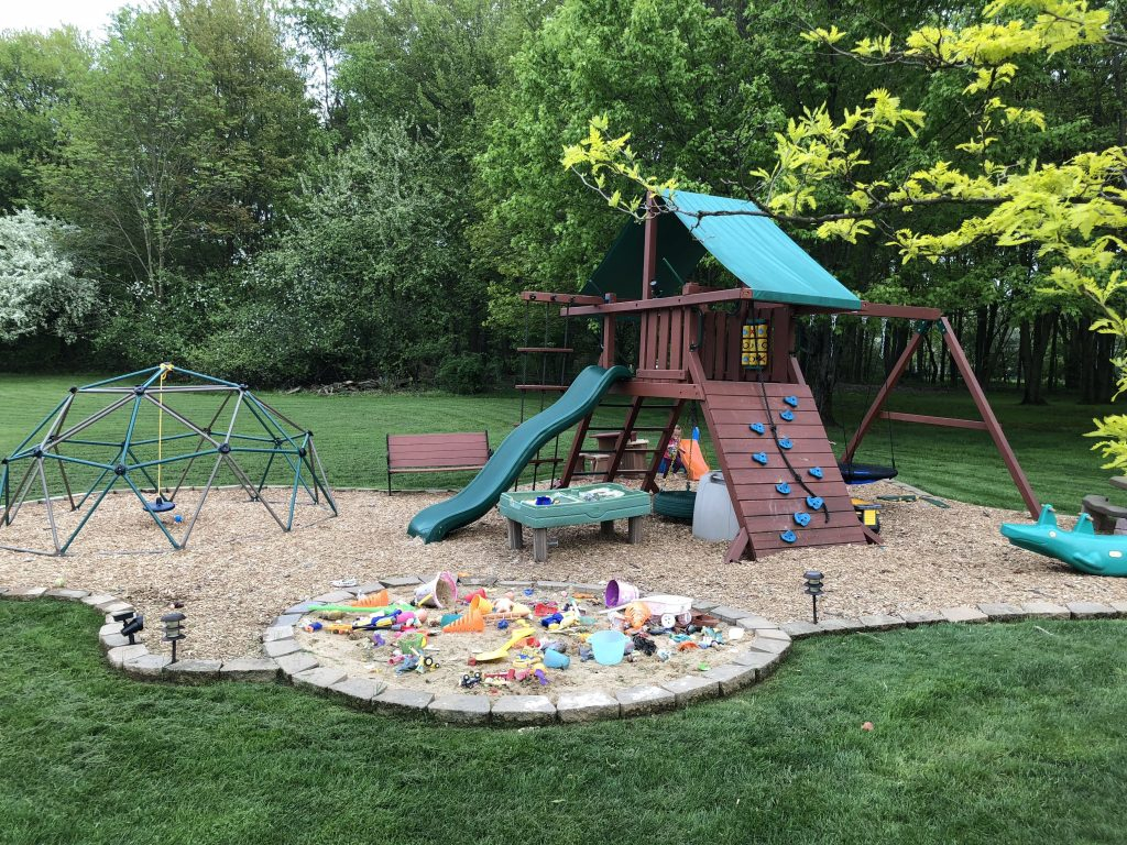 Formidable Backyard Playground Ideas For Toddlers Yentua with 14 Awesome Designs of How to Improve Backyard Playground Ideas