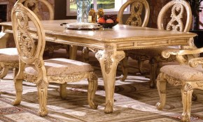 Furniture Of America Tuscany Iii Formal Dining Table with regard to 12 Genius Initiatives of How to Upgrade Formal Living Room Sets