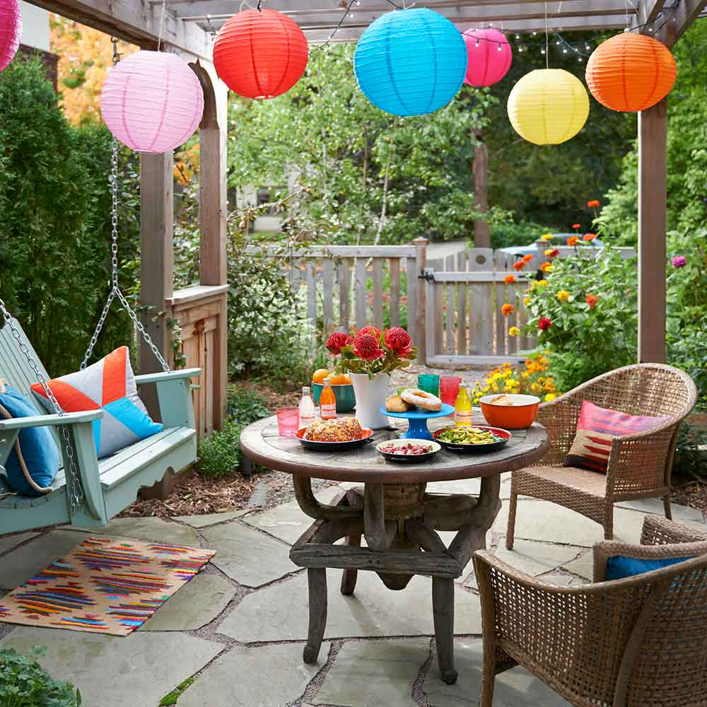 Hardscaping Ideas And Designs For Your Yard inside Backyard Hardscape Ideas