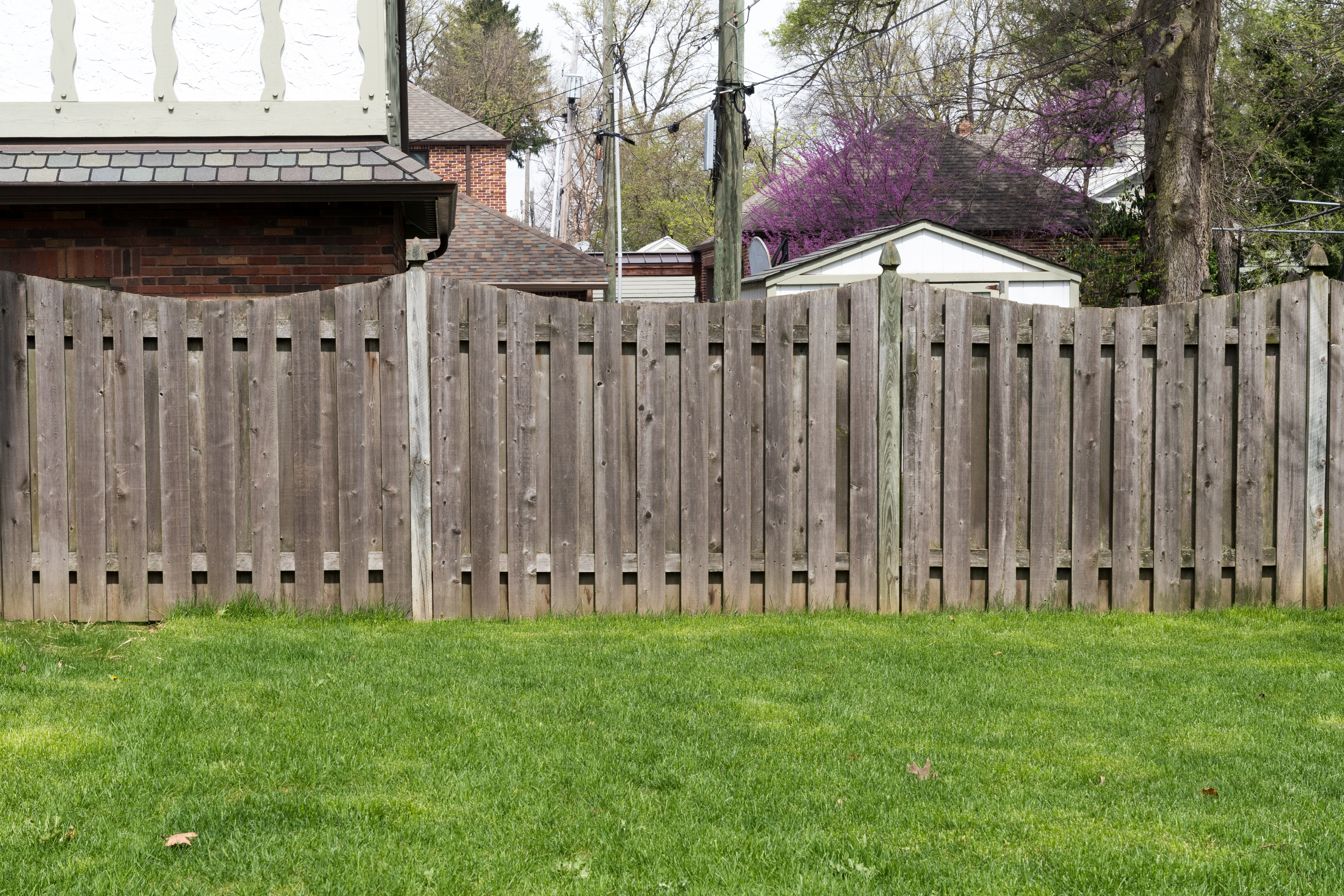How Much Does A Privacy Fence Cost Angies List inside How Much To Fence A Backyard