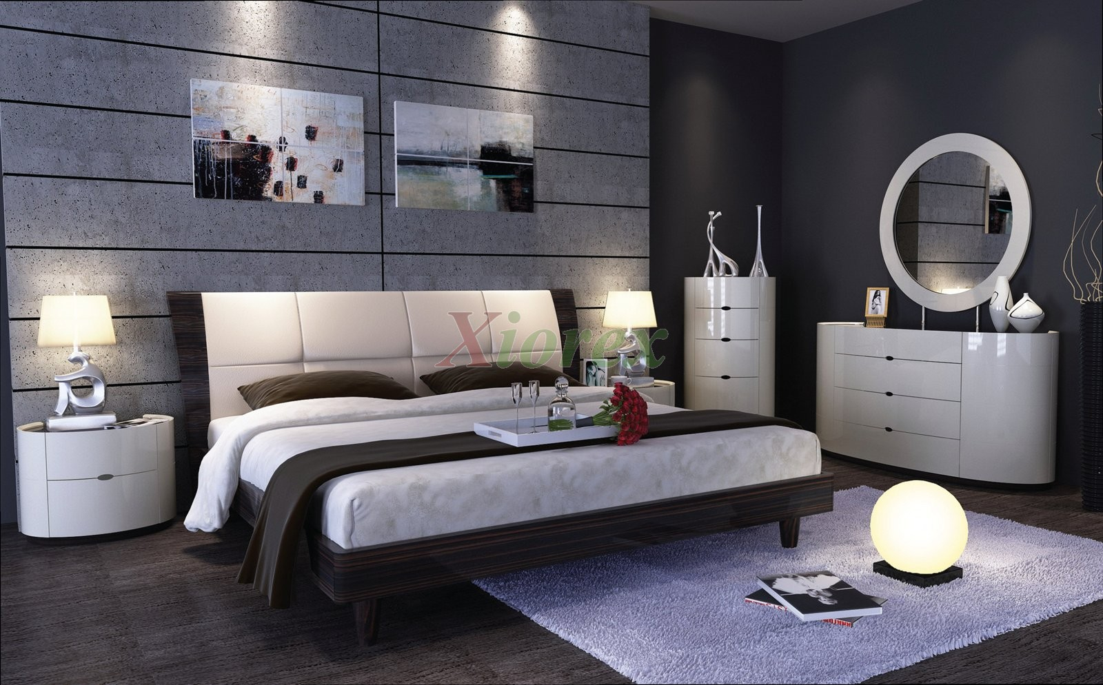 Hydra Modern Bed Sets Toronto Ottawa Calgary Vancouver Bc intended for 15 Smart Concepts of How to Craft Modern Bedroom Collection