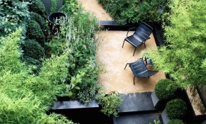 Landscaping 10 Classic Layouts For Townhouse Gardens Gardenista inside Townhouse Backyard Landscaping