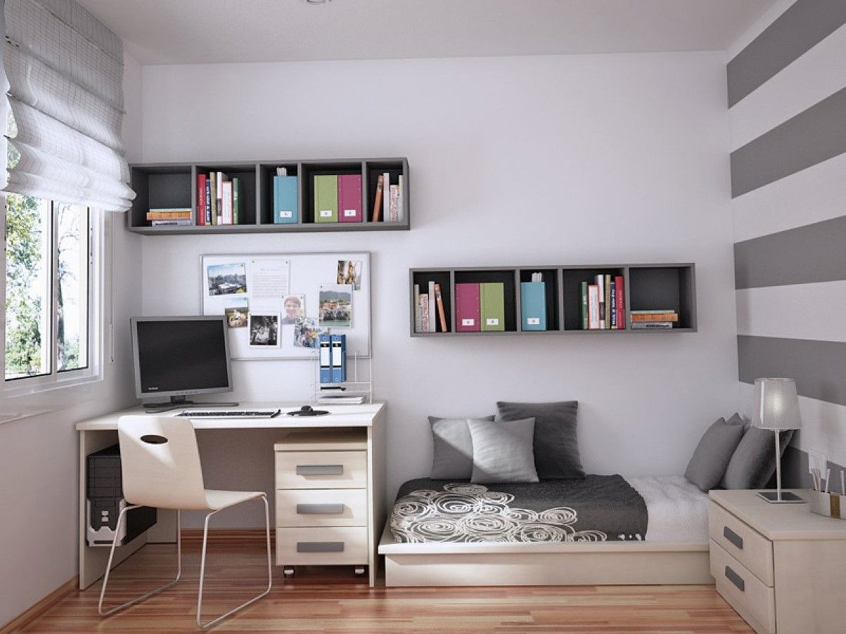 Modern Teenage Bedroom Ideas For Small Rooms Httpwww regarding 10 Awesome Concepts of How to Upgrade Modern Teenage Bedrooms