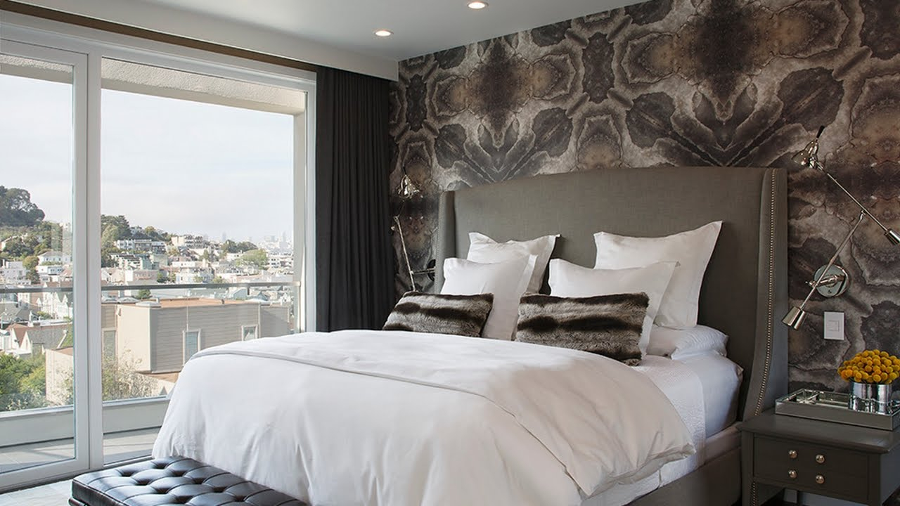 Modern Wallpaper Designs To Inspire Your Home Decor Modern Bedroom within 12 Smart Concepts of How to Upgrade Modern Wallpaper Bedroom