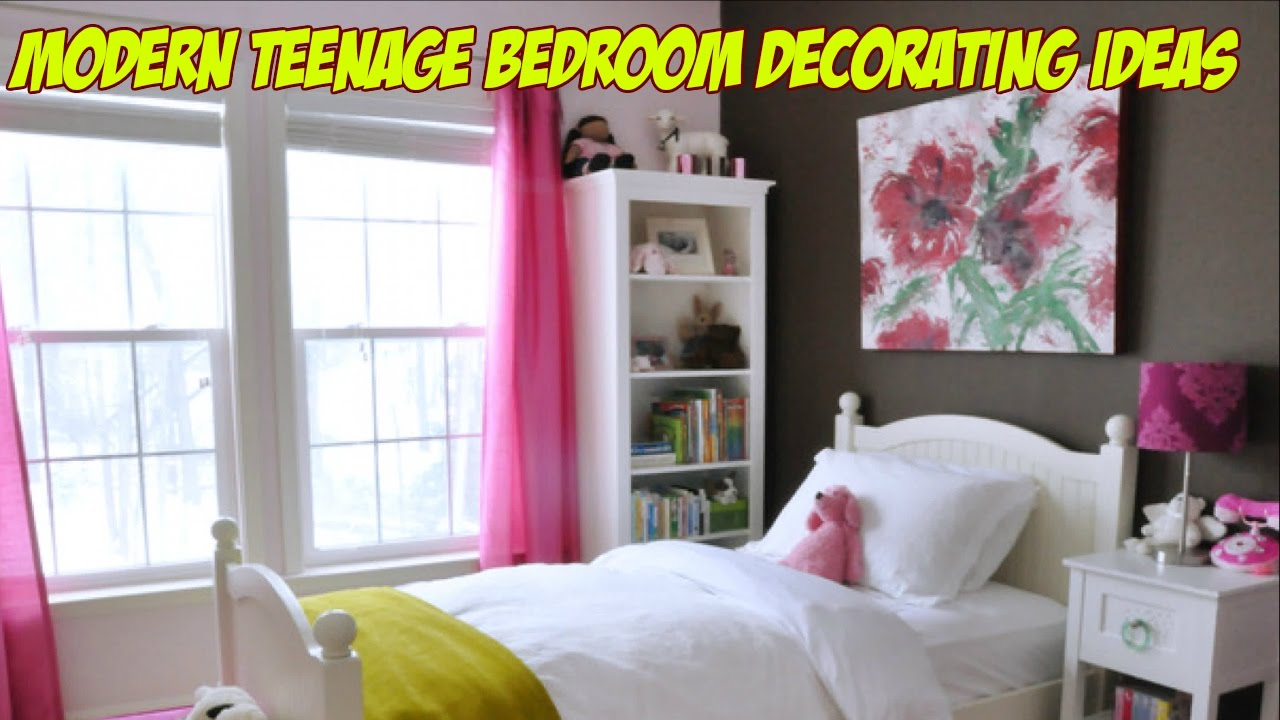 Modern Youthteenage Bedroom Furniture Design Ideas Girlguys inside 10 Awesome Concepts of How to Upgrade Modern Teenage Bedrooms