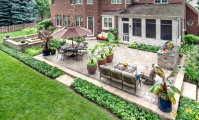 Prepare Your Yard For Spring With These Easy Landscaping Ideas pertaining to 12 Awesome Designs of How to Upgrade Landscaping Your Backyard