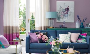 Purple Living Room Ideas Ideal Home pertaining to 12 Clever Ways How to Upgrade Purple Living Room Set