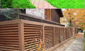 Read More About Backyard Fence Options Diy Fence Ideas In 2019 in Fencing Options For Backyard