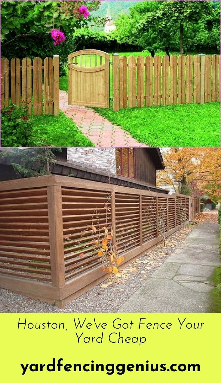 Read More About Backyard Fence Options Diy Fence Ideas In 2019 pertaining to 13 Awesome Ways How to Makeover Backyard Fencing Options