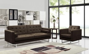 Reba Sleeper 2 Piece Living Room Set in 15 Smart Tricks of How to Makeover Walmart Living Room Sets