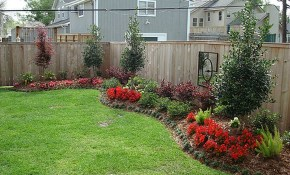 Simple Landscaping Ideas For Small Front Yard Of House Low pertaining to 14 Some of the Coolest Tricks of How to Upgrade Backyard Border Landscaping Ideas
