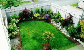 Simple Small Backyard Landscaping I Fabulous Simple Small Backyard regarding Simple Small Backyard Landscaping Ideas