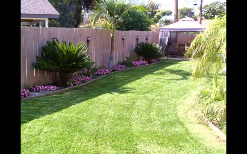 Small Backyard Ideas Small Backyard Landscaping Ideas within Landscaping Ideas For Small Backyards Pictures