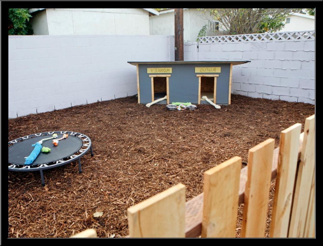 Small Backyard Landscaping Ideas With Dogs Thorplc Remodel inside 10 Smart Concepts of How to Craft Backyard Landscaping Ideas For Dogs