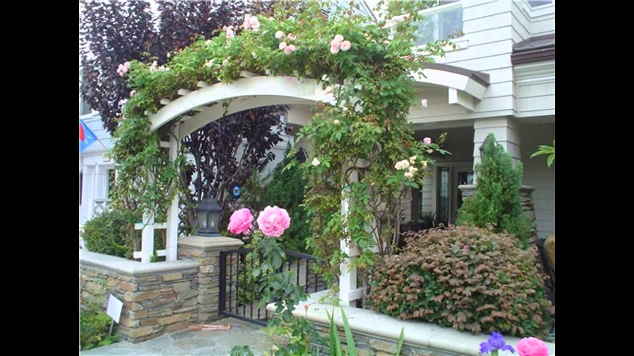 Small Garden Arbor Design Ideas with 11 Some of the Coolest Tricks of How to Makeover Backyard Arbor Ideas