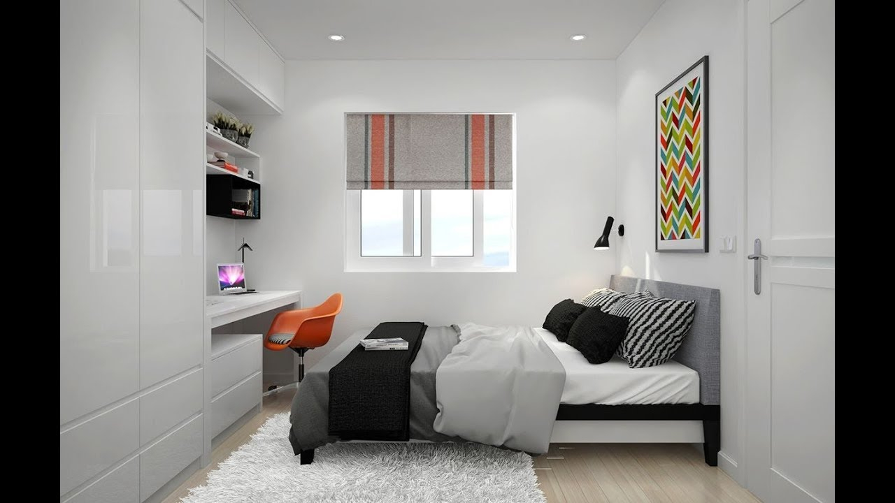 Stylish Modern Small Bedroom Ideas Home Design 2018 inside Modern Small Bedroom