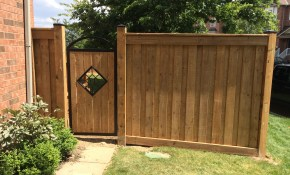 The Fence And Deck Guys Creative Outdoor Carpentry throughout Backyard Fence Gate