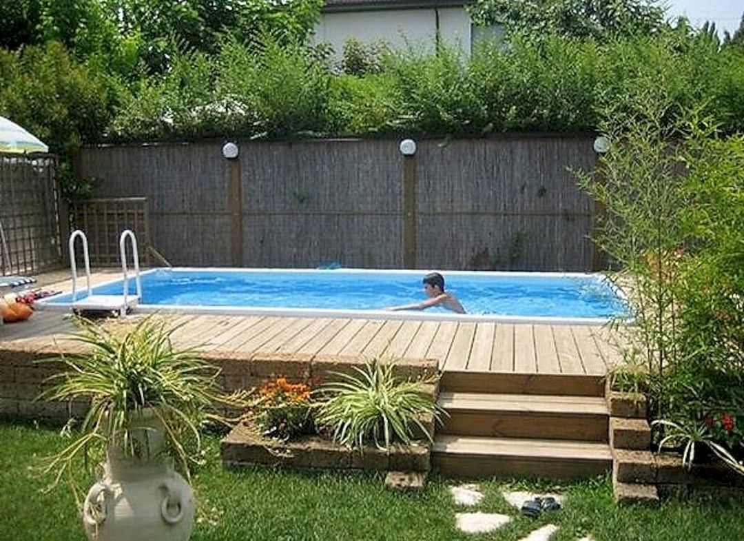 Top 27 Diy Above Ground Pool Ideas On A Budget Pools And Hot Tubs within 12 Smart Ideas How to Upgrade Backyard Landscaping With Above Ground Pool