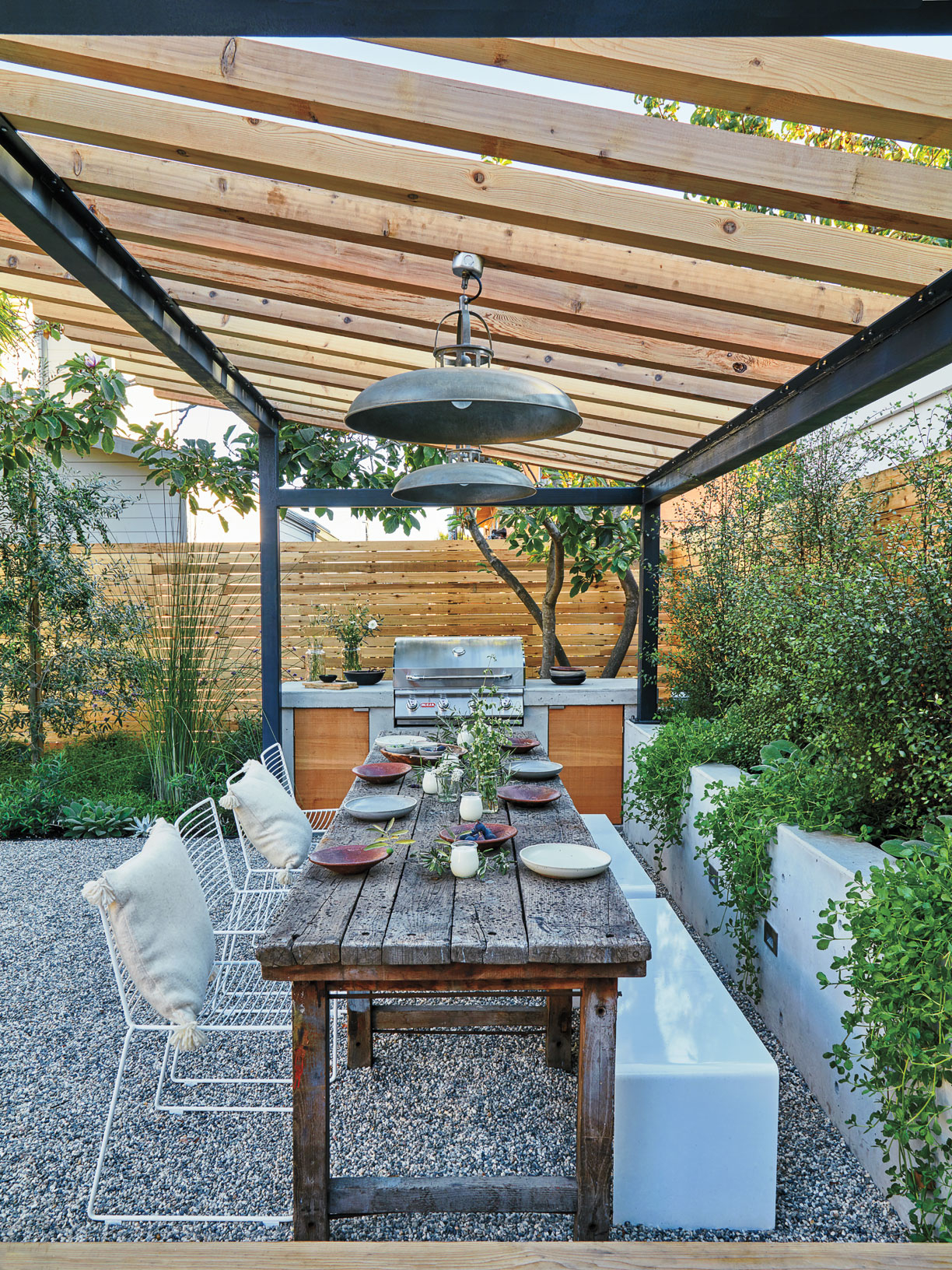 Transform A Yard With These Genius Hardscape Ideas Sunset Magazine in 10 Smart Ways How to Make Backyard Hardscape Ideas