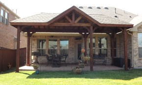 Trophy Club Tx Patio Cover C3 Backyard Oasis Llc Outdoor Living with Backyard Patio Roof Ideas
