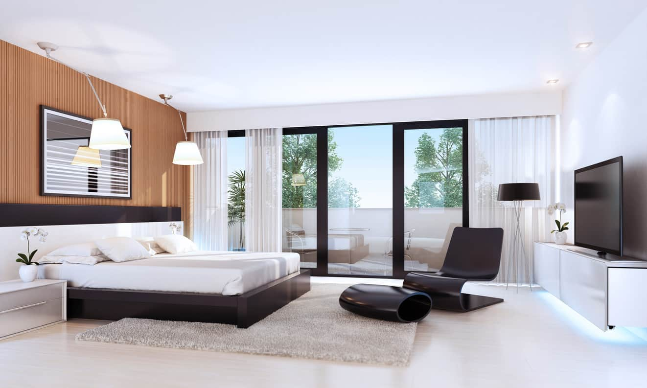 Wow 101 Sleek Modern Master Bedroom Ideas Photos in Modern Pictures For Bedroom