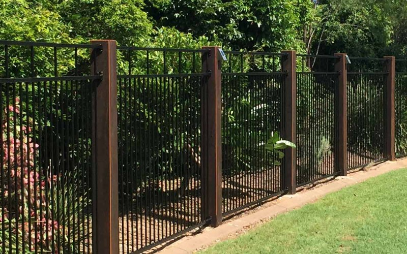 Yard Fencing 10 Modern Fence Ideas Family Handyman throughout 13 Awesome Ways How to Makeover Backyard Fencing Options