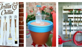 10 Backyard Storage Ideas Diy Yard Storage Projects intended for 14 Clever Designs of How to Makeover Backyard Storage Ideas