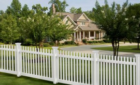 10 Facts You Need To Know About Vinyl Fences Finyl Vinyl Inc in Backyard Fencing Prices