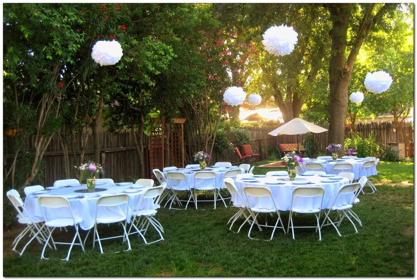 10 Some Of The Coolest Designs Of How To Make Graduation with regard to Backyard Graduation Party Ideas