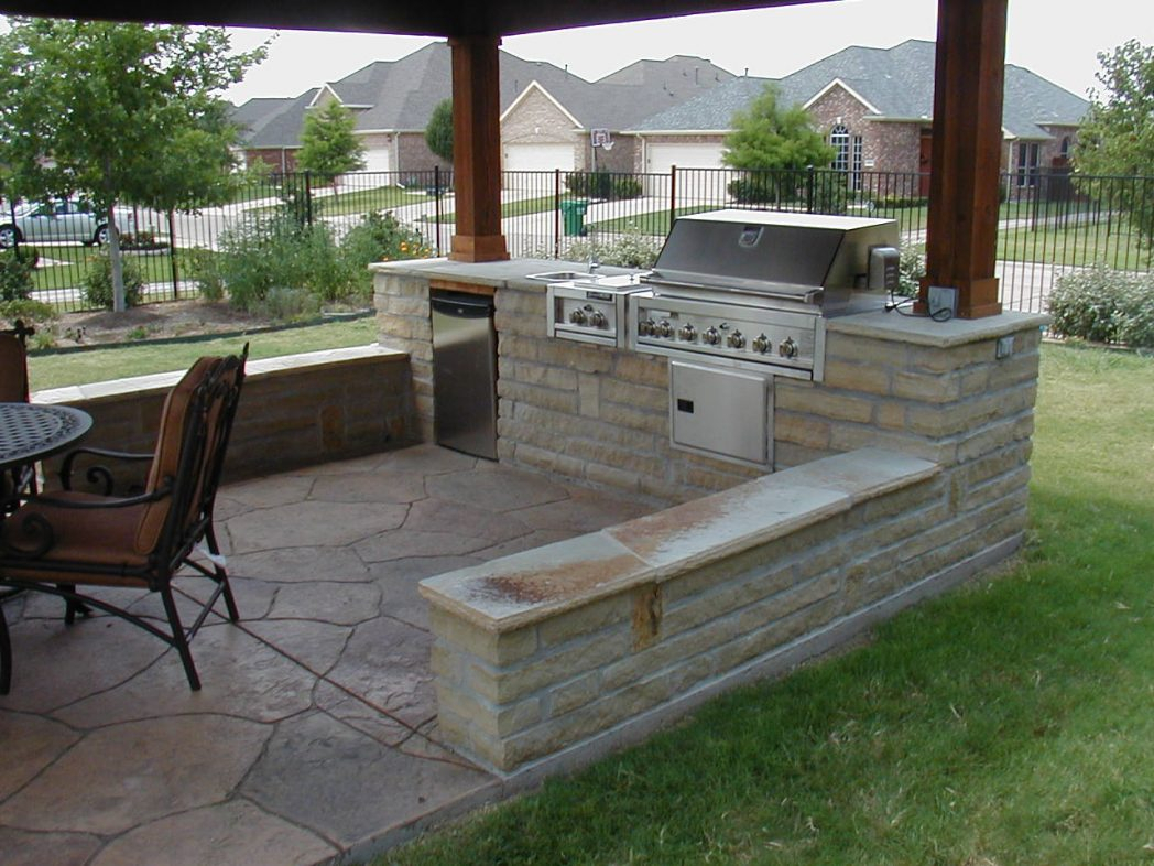 12 Genius Concepts Of How To Build Cheap Backyard Bbq Ideas within Backyard Bbq Ideas