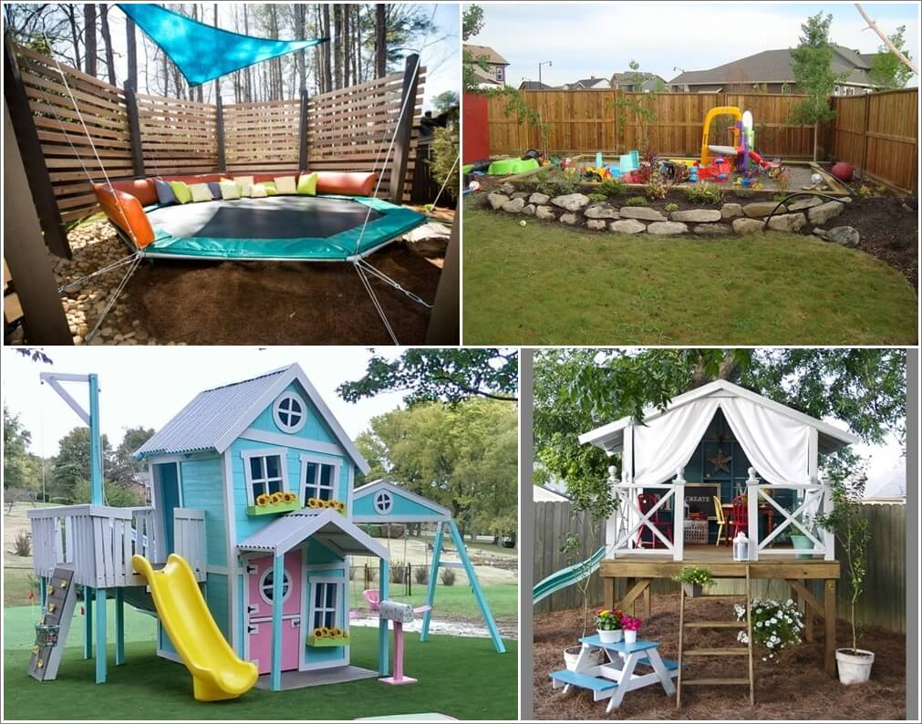 12 Super Cool Ideas For A Backyard Kids Play Area throughout 12 Some of the Coolest Designs of How to Upgrade Cool Backyard Ideas For Kids