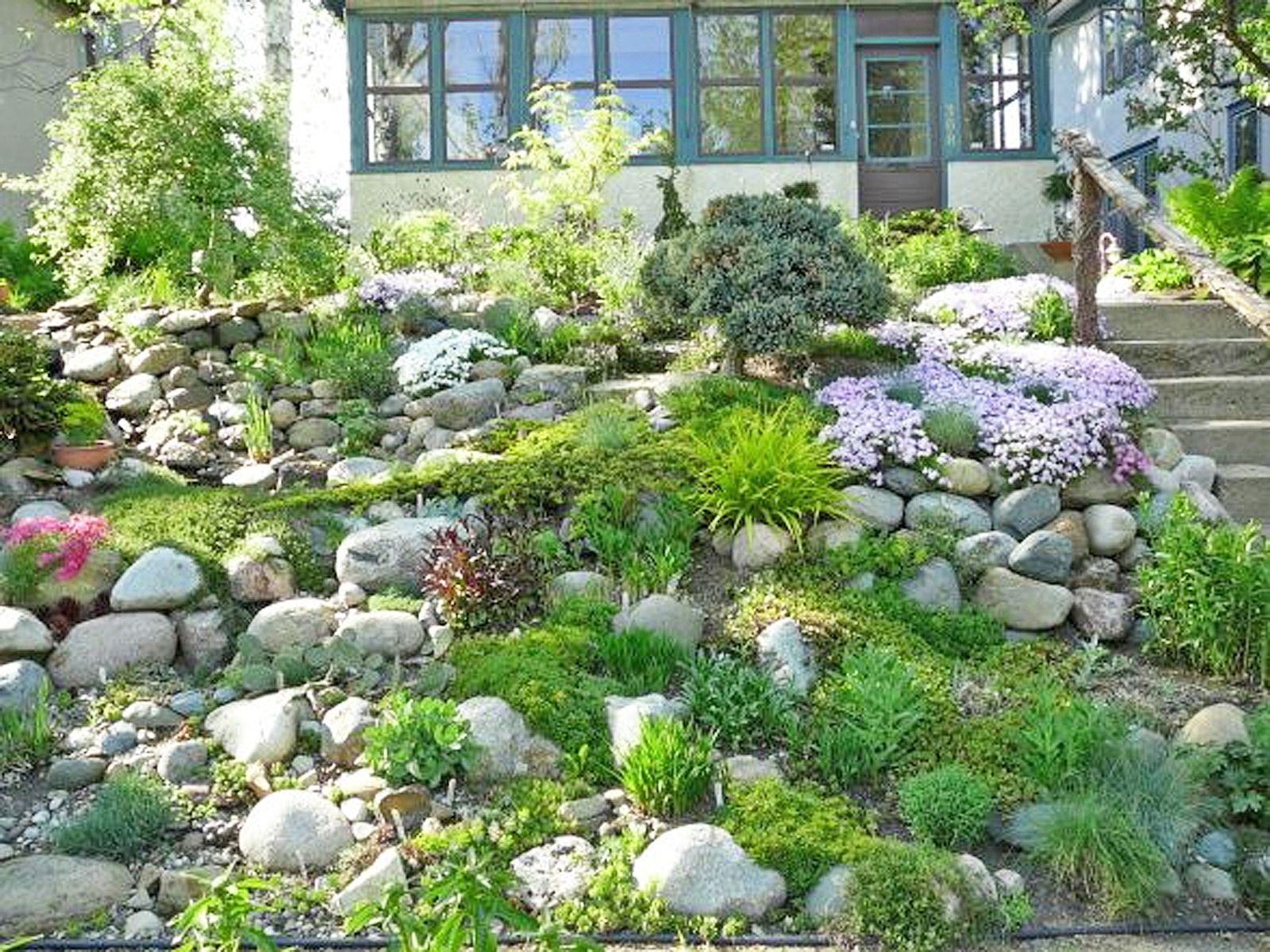 13 Hillside Landscaping Ideas To Maximize Your Yard throughout 15 Genius Ideas How to Improve Backyard Hill Landscaping Ideas