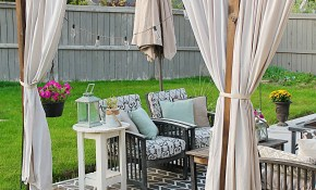 13 Ways To Gain Privacy In Your Yard intended for Ideas For Privacy In Backyard