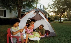 14 Ideas For Camping Out In Your Backyard Parenting with regard to 11 Clever Concepts of How to Craft Backyard Camping Ideas