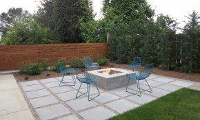 15 Beautiful Concrete Patio Ideas And Designs within 11 Genius Concepts of How to Improve Concrete Backyard Landscaping