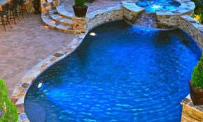16 Unique Ideas To Spice Up Your Outdoor Living Space Home in Backyard Pool Designs Landscaping Pools