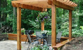17 Free Pergola Plans You Can Diy Today within 10 Some of the Coolest Initiatives of How to Craft Pergola Backyard Ideas
