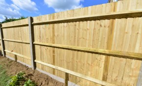2019 Wood Fence Costs Cost To Install Privacy Fence Per Foot within Cost Of Fencing In A Backyard