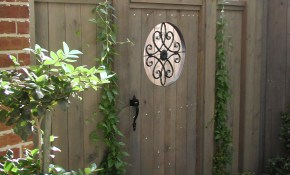 21 Great Garden Gate Ideas Garden Gate In 2019 Backyard in 14 Some of the Coolest Concepts of How to Improve Backyard Fence Door